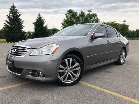 2008 Infiniti M35 for sale at Car Stars in Elmhurst IL