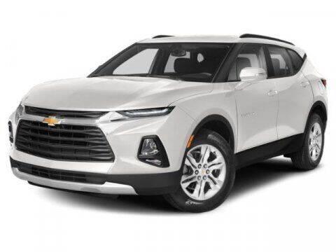 2021 Chevrolet Blazer for sale at SHAKOPEE CHEVROLET in Shakopee MN