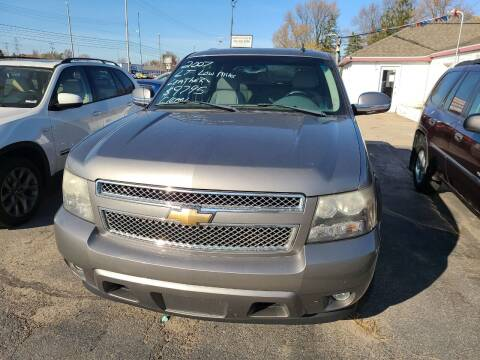 2007 Chevrolet Avalanche for sale at All State Auto Sales, INC in Kentwood MI