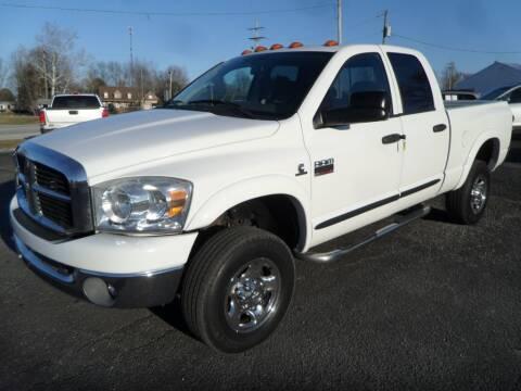 2007 Dodge Ram Pickup 2500 for sale at CARSON MOTORS in Cloverdale IN