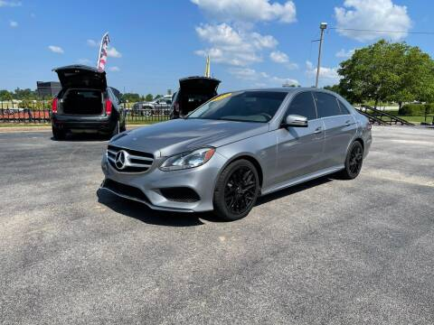 2015 Mercedes-Benz E-Class for sale at Bagwell Motors in Lowell AR
