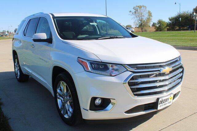 2021 Chevrolet Traverse for sale in Pleasant Hill, IA
