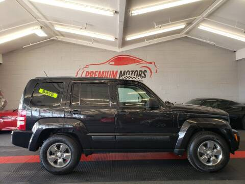2012 Jeep Liberty for sale at Premium Motors in Villa Park IL