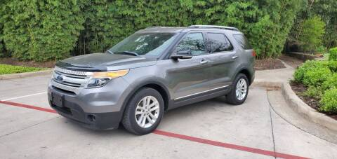 2012 Ford Explorer for sale at Motorcars Group Management - Bud Johnson Motor Co in San Antonio TX