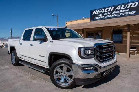 2018 GMC Sierra 1500 for sale at Beach Auto and RV Sales in Lake Havasu City AZ