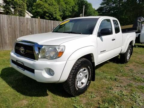 2011 Toyota Tacoma for sale at ALL Motor Cars LTD in Tillson NY