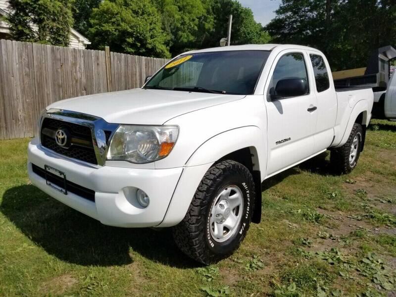 2011 Toyota Tacoma for sale at ALL Motor Cars LTD in Tillson NY
