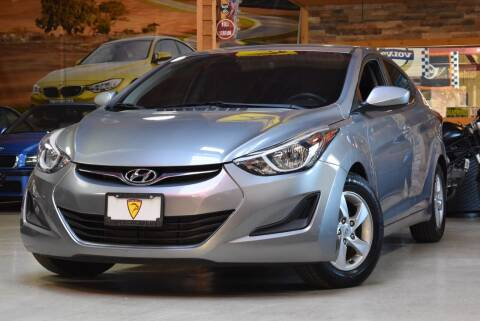 2015 Hyundai Elantra for sale at Chicago Cars US in Summit IL