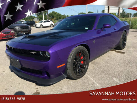 2016 Dodge Challenger for sale at Savannah Motors in Cahokia IL