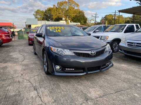 2014 Toyota Camry for sale at Port City Auto Sales in Baton Rouge LA