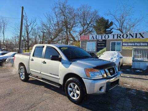 2010 Nissan Titan for sale at Auto Tronix in Lexington KY