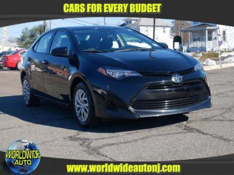 2018 Toyota Corolla for sale at Worldwide Auto in Hamilton NJ