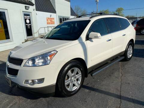 2011 Chevrolet Traverse for sale at Huggins Auto Sales in Ottawa OH