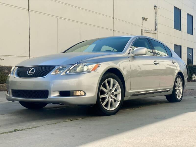 2006 Lexus GS 300 for sale at New City Auto - Retail Inventory in South El Monte CA