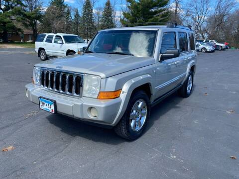 2008 Jeep Commander for sale at Northstar Auto Sales LLC in Ham Lake MN