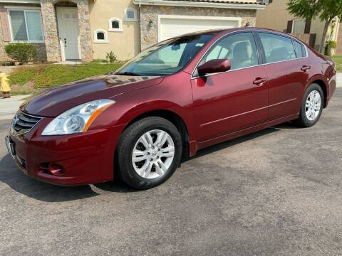 2011 Nissan Altima for sale at CALIFORNIA AUTO GROUP in San Diego CA