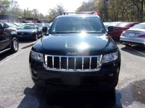 2012 Jeep Grand Cherokee for sale at Balic Autos Inc in Lanham MD