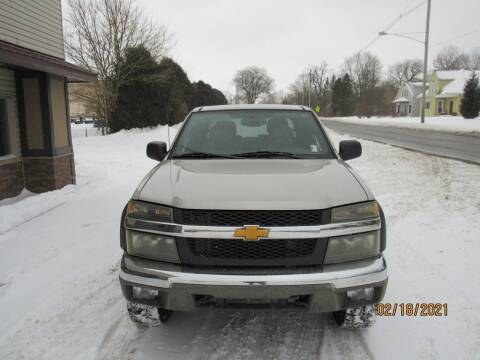 2005 Chevrolet Colorado for sale at Settle Auto Sales TAYLOR ST. in Fort Wayne IN