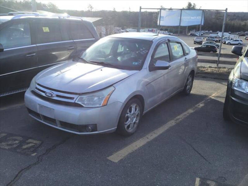 2009 Ford Focus for sale at Irving Auto Sales in Whitman MA