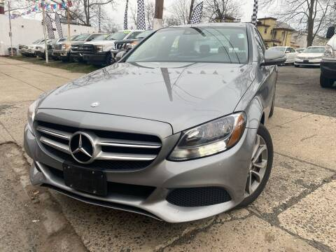 2016 Mercedes-Benz C-Class for sale at Best Cars R Us in Plainfield NJ