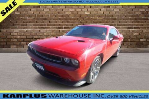 2012 Dodge Challenger for sale at Karplus Warehouse in Pacoima CA