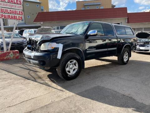 2003 Toyota Tundra for sale at STS Automotive in Denver CO