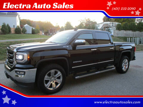 2016 GMC Sierra 1500 for sale at Electra Auto Sales in Johnston RI