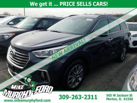 2018 Hyundai Santa Fe for sale at Mike Murphy Ford in Morton IL