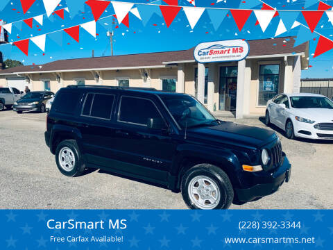 2011 Jeep Patriot for sale at CarSmart MS in Diberville MS