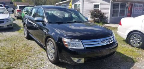 2008 Ford Taurus for sale at Dick Smith Auto Sales in Augusta GA