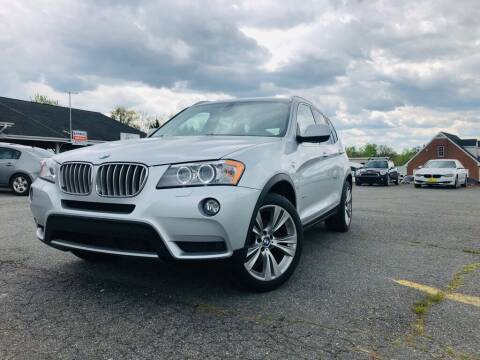 2011 BMW X3 for sale at Z Auto in Ruckersville VA