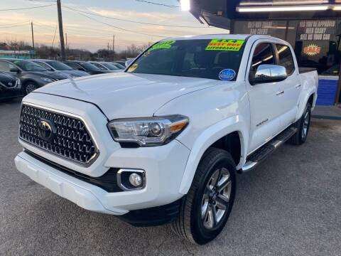 2019 Toyota Tacoma for sale at Cow Boys Auto Sales LLC in Garland TX