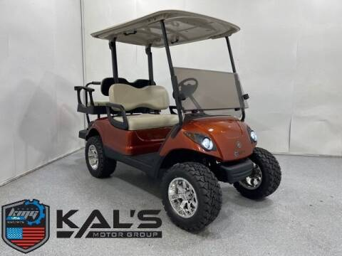 2016 Yamaha Electric AC DELUXE NEW Batt.  for sale at Kal's Motorsports - Golf Carts in Wadena MN