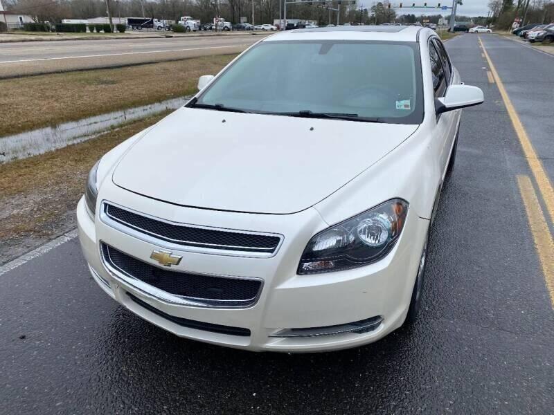 2011 Chevrolet Malibu for sale at Double K Auto Sales in Baton Rouge LA