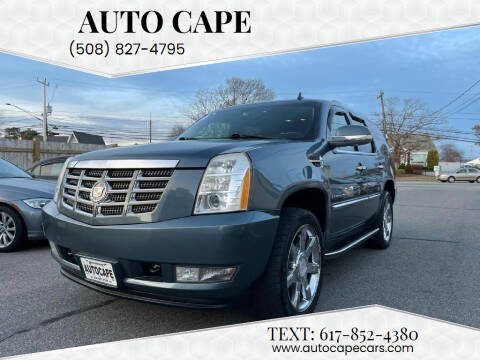 2008 Cadillac Escalade for sale at Auto Cape in Hyannis MA