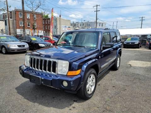 2006 Jeep Commander for sale at Impressive Auto Sales in Philadelphia PA