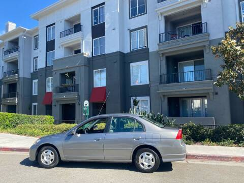 2005 Honda Civic for sale at Carpower Trading Inc. in Anaheim CA