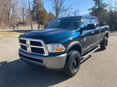 2011 RAM Ram Pickup 2500 for sale at Lou Rivers Used Cars in Palmer MA