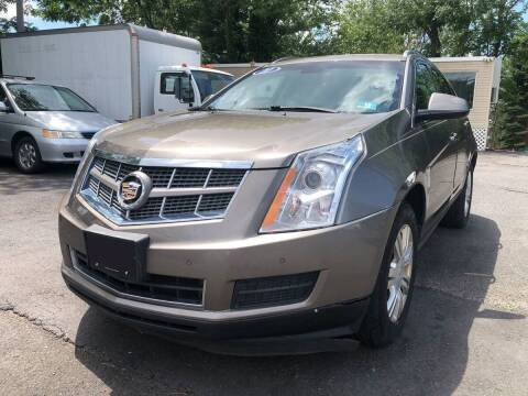 2011 Cadillac SRX for sale at Capital Fleet  & Remarketing  Auto Finance in Columbia Heights MN