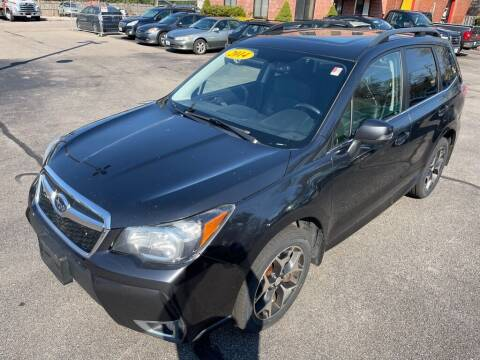 2014 Subaru Forester for sale at KINGSTON AUTO SALES in Wakefield RI