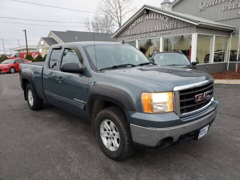 2008 GMC Sierra 1500 for sale at Empire Alliance Inc. in West Coxsackie NY