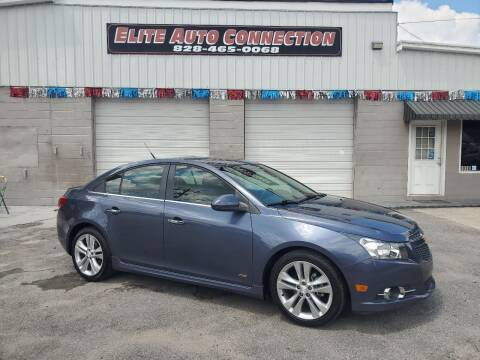 2013 Chevrolet Cruze for sale at Elite Auto Connection in Conover NC