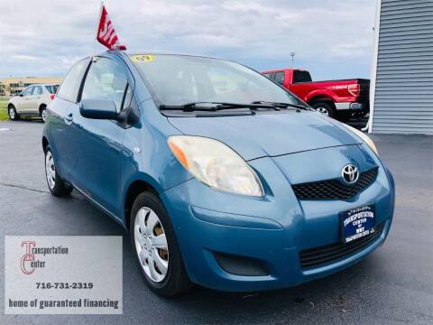 2009 Toyota Yaris for sale at Transportation Center Of Western New York in Niagara Falls NY