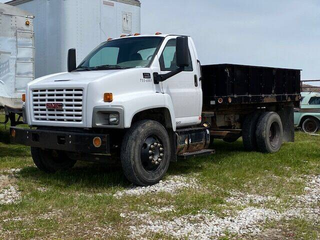 2006 GMC C6500 for sale at The Ranch Auto Sales in Kansas City MO
