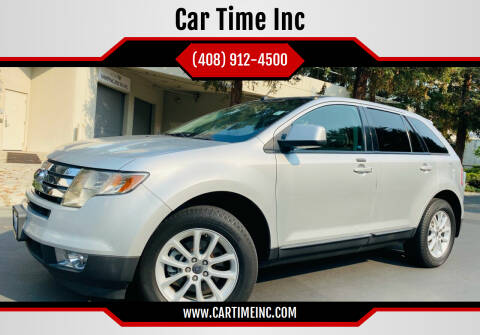 2009 Ford Edge for sale at Car Time Inc in San Jose CA