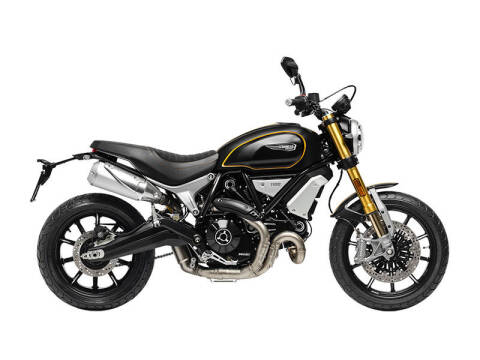 2018 Ducati Scrambler 1100 Sport for sale at Powersports of Palm Beach in Hollywood FL