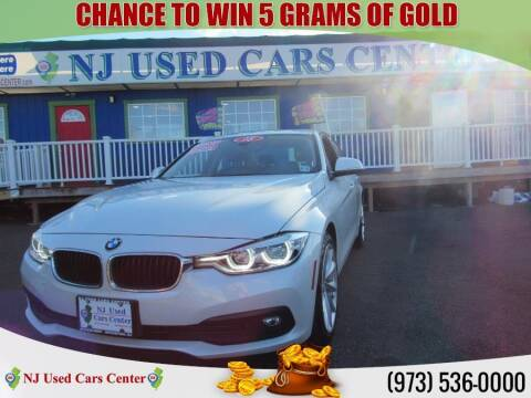 2018 BMW 3 Series for sale at New Jersey Used Cars Center in Irvington NJ