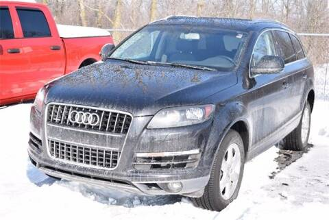 2012 Audi Q7 for sale at BOB ROHRMAN FORT WAYNE TOYOTA in Fort Wayne IN