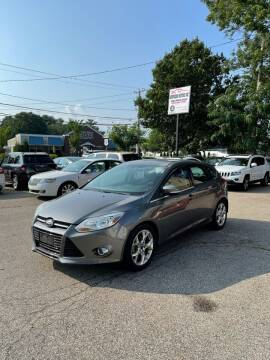 2012 Ford Focus for sale at NEWFOUND MOTORS INC in Seabrook NH