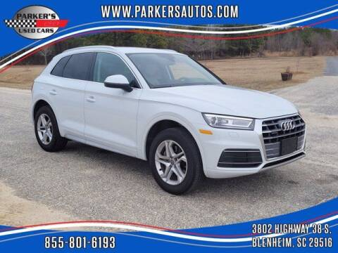 2019 Audi Q5 for sale at Parker's Used Cars in Blenheim SC